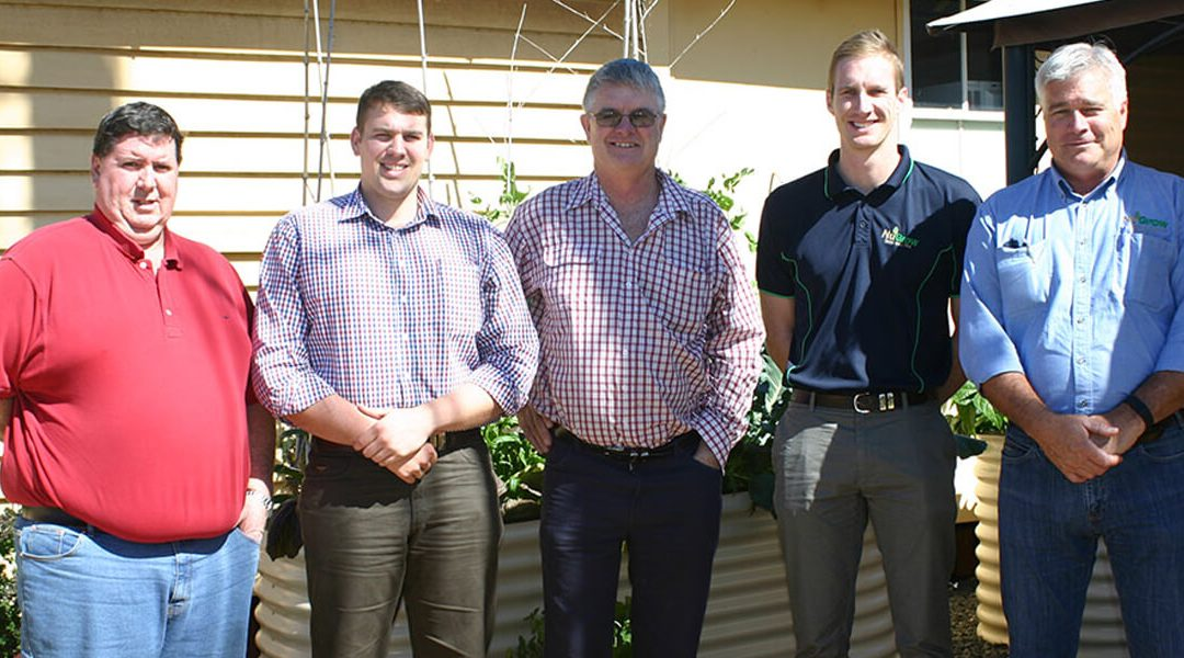 NuGrow set to partner with Queensland Murray-Darling Committee