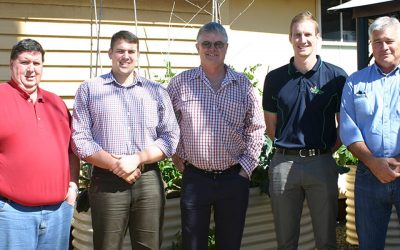 NuGrow set to partner with Queensland Murray-Darling Committee
