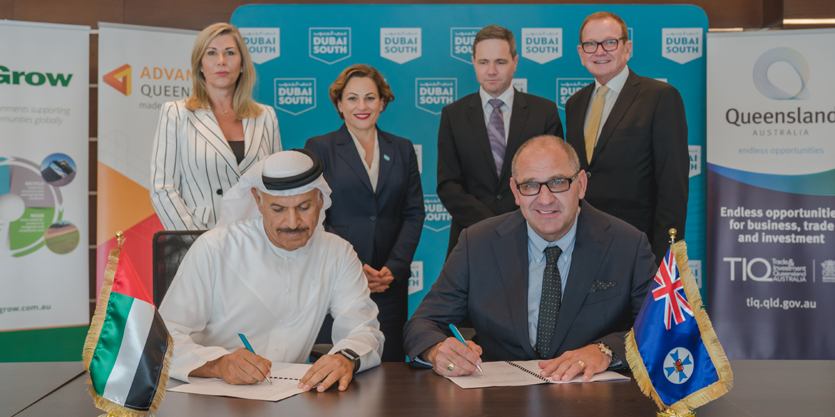Dubai South And NuGrow Partnership Celebrates Queensland Innovation