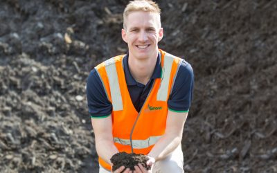 Composting facility a green opportunity for local business